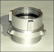 65mm吸管対応媒介(65ネジ式受口×75ねネジ式差口)