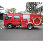 cd-1型消防自動車