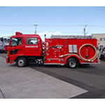 cd-2型消防自動車