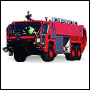 空港用化学消防自動車