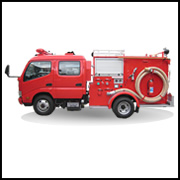 CD-Ⅰ型消防自動車