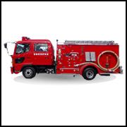 CD-Ⅱ型消防自動車